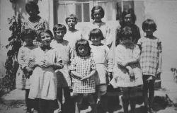 Création école enfants