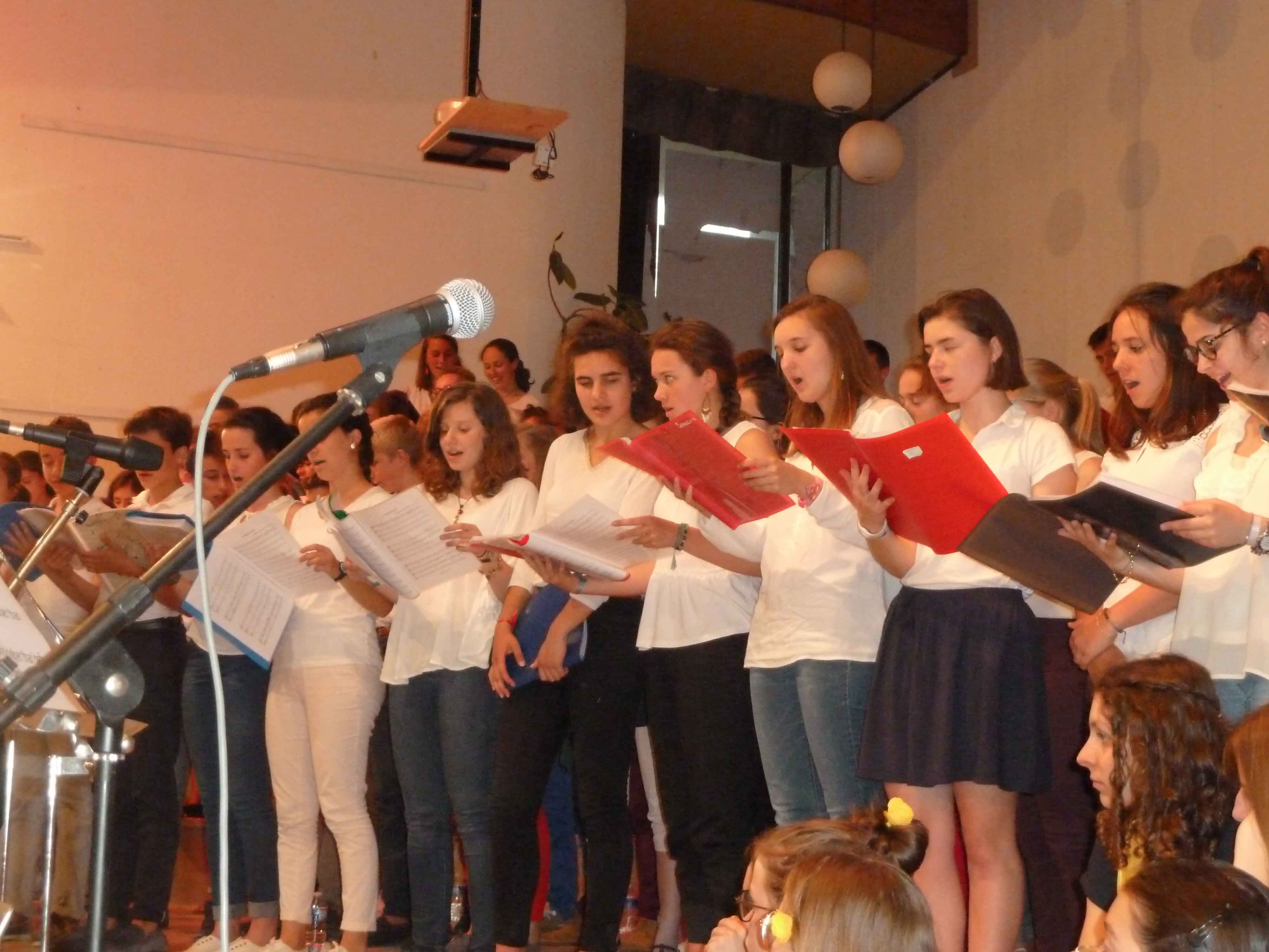 Chorale_Lycee