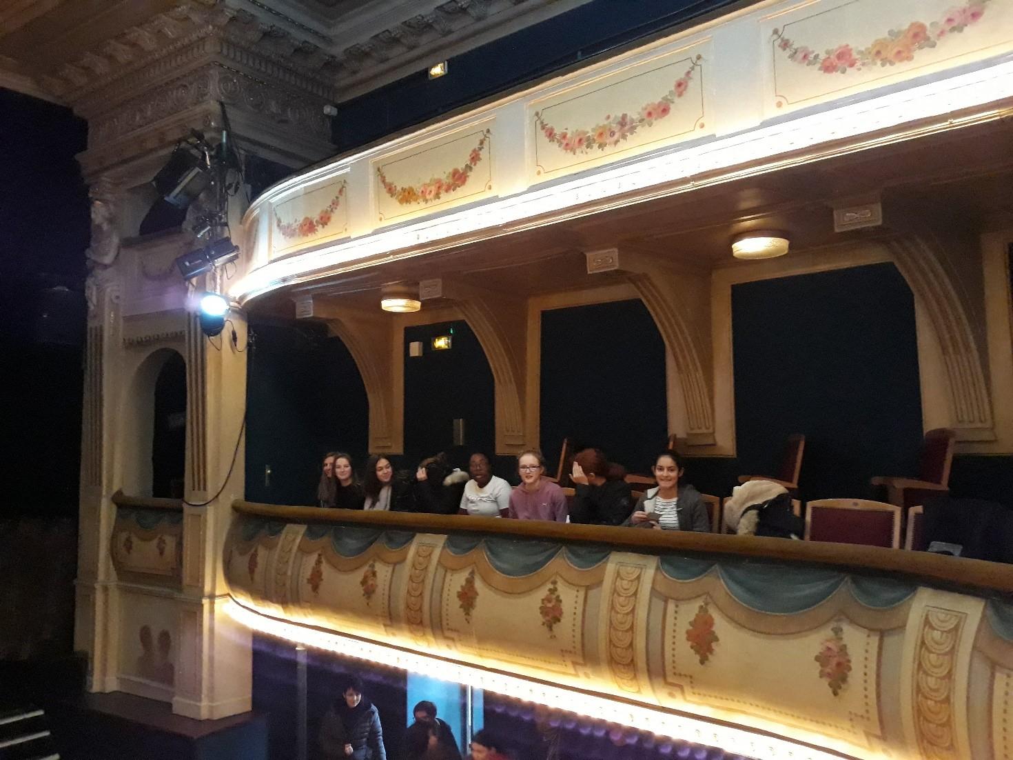 Le théâtre de Vienne