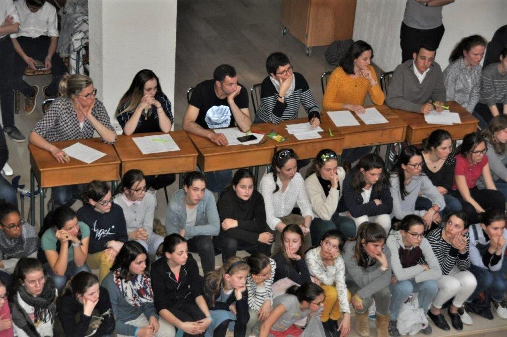 Un jury attentif