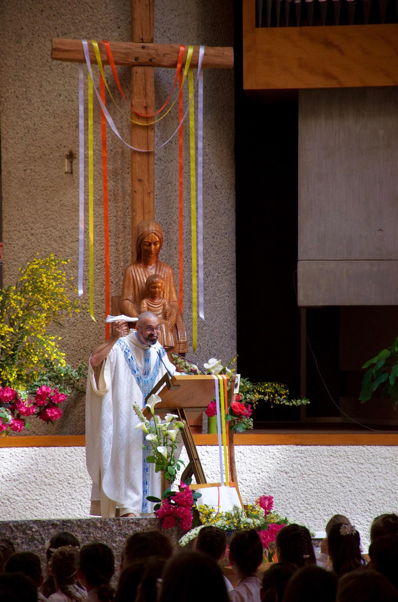 P. régis Laulé, prédicateur de la retraite