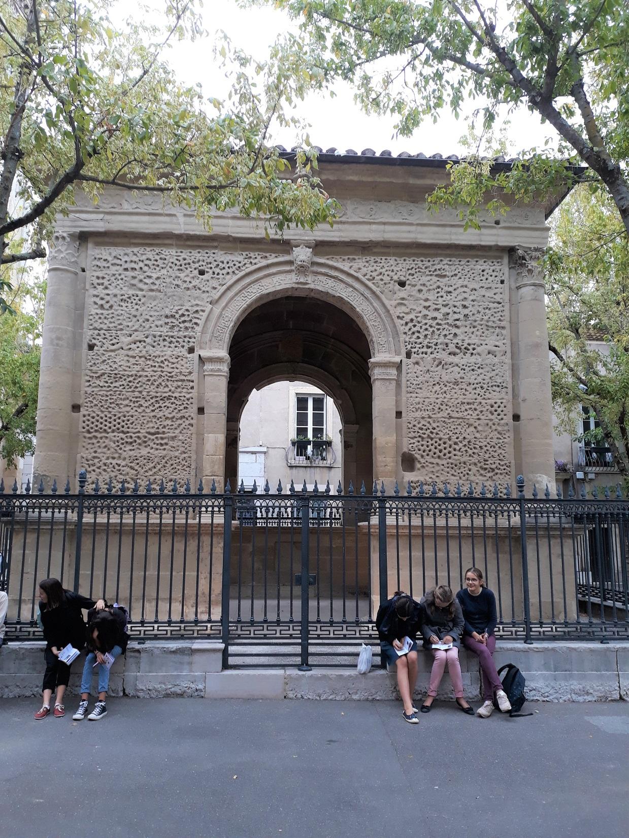 le Pendentif monument